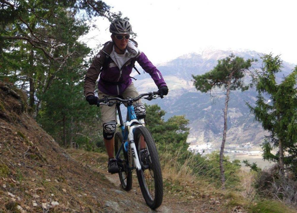 Il Sudtirolo in mountainbike